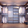 Cabina vestidor serie Indoor.