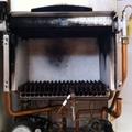 Caldera quemada