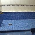 Cambio de bañera por ducha de obra.