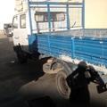Camion Nissan Cabstar Doble Cabina con Volquete