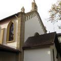 Capilla Virgen milagrosa, Irun