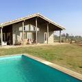 Casa de madera en Sanlucar de Barrameda