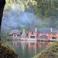 Casa sobre lago