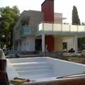 casas particular con piscina ,,proyecto ,construccion