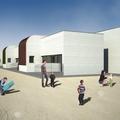 Centro Escolar en La Zarza. Badajoz