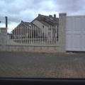cercamientos de vallas con puertas