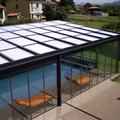 Cerramiento de piscina en Siero (Asturias)