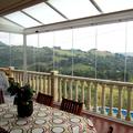Cerramiento de terraza en Alto la Madera (Asturias)