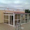 cerramiento con techo teja