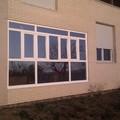 Cerramiento terraza en PVC