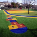 cesped artificial parques infantiles