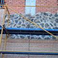 Chapados con piedra. Reforma en Puertollano