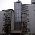 Cierre de hueco de escalera en Gijón
