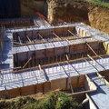 Cimentación vivienda unifamiliar en Nava- Asturias