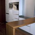 Cocina Barra madera