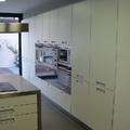 Cocina en una casa de la zona alta de Barcelona