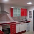 Cocina  piso de 60m en Valencia