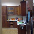 cocina rustica en madera