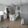 Cocina, vivienda 75 m2