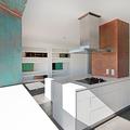 cocina y salón de diseño