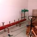 Colector de calefaccion central