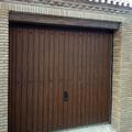 colocacio puerta garaje