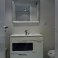 Colocación mueble baño en apartamento