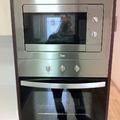 columna vertical para horno y microondas