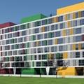 Concurso. 42 viviendas sociales y anejos. Salburua - Vitoria