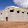 Construccion Bodega en Las Mesas (Cuenca)