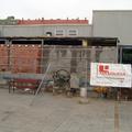 Construcción de almacén