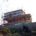 construcción de chalé completo