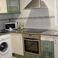 Construcción de cocina y colocación de muebles de cocina