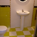 Construcción de cuarto de baño