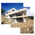 Construcción de vivienda con paneles prefabricados de hormigón