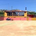 CONSTRUCION DE PLAZA DE TOROS RESTANGULAR