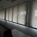 Cortina Vertical Polyscreen
