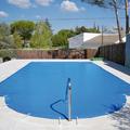 Instalación cobertor para piscinas