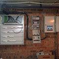 Cuadros eléctrico y control