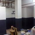 Cuarto calderas pintado.