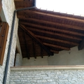 cubierta madera