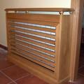 cubre radiador con frente de barras