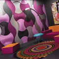 Paneles decorativos en 2D y 3D