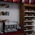 Decoración cafetería en Málaga 3