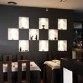 DECORACION RESTAURANTE MUEBLE PLADUR