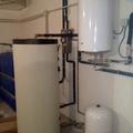 Depósito ACS 200 litros.