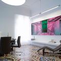 Despacho con tejido referencia Multicolor