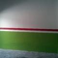 después de pintar