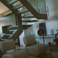 Detalle de Escalera Suspendida