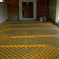 Detalle de suelo radiante Tecnam